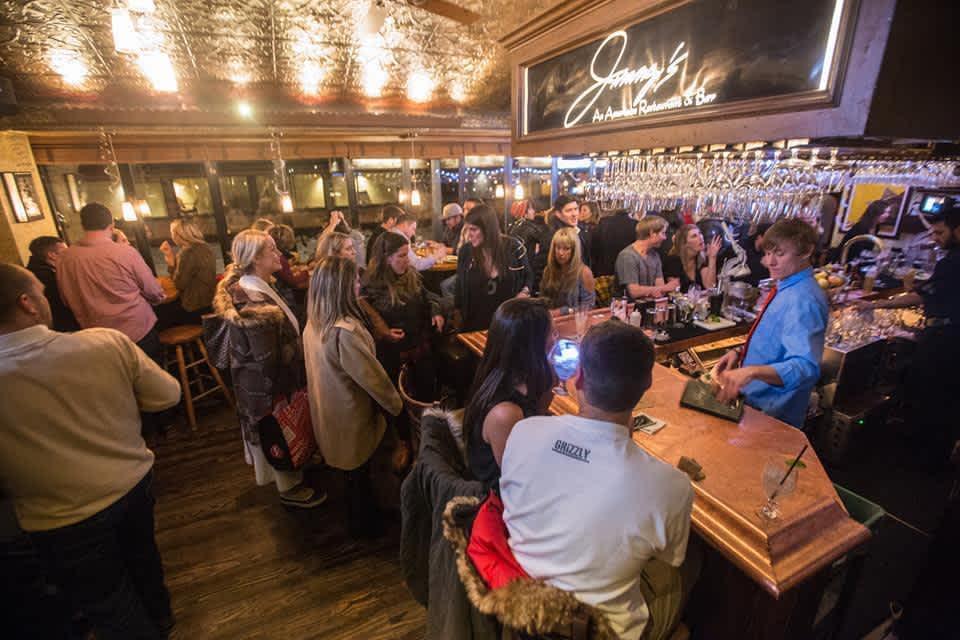 Photo at Jimmy's, An American Restaurant & Bar
