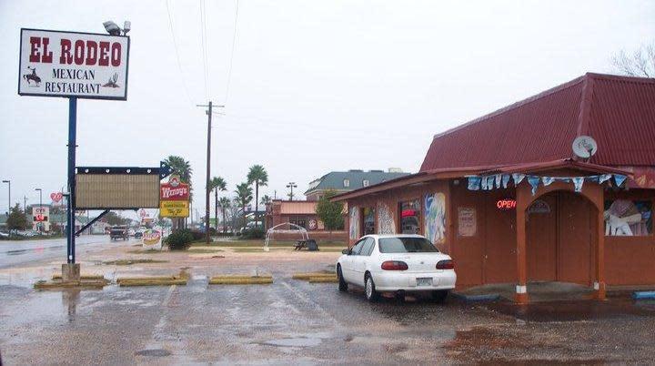 El Rodeo Mexican Restaurant Menu