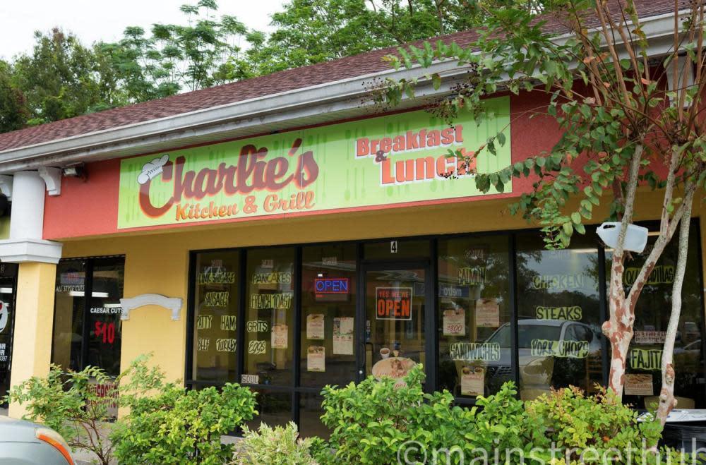 charlies kitchen at charlies kitchen and grill - Charlies Kitchen
