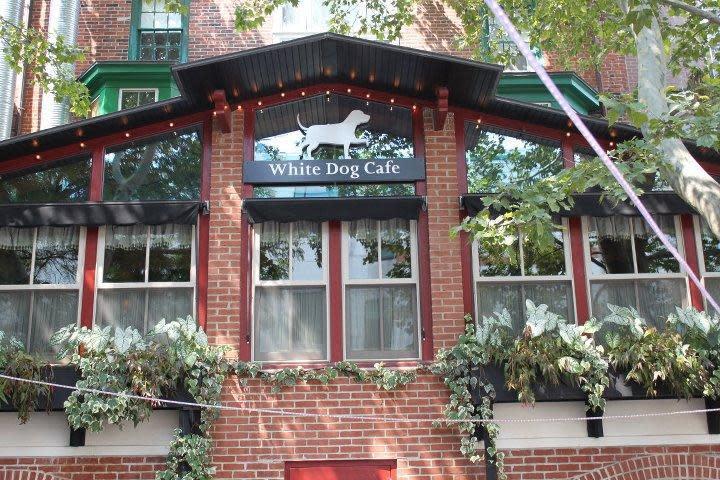 Photo at White Dog Cafe