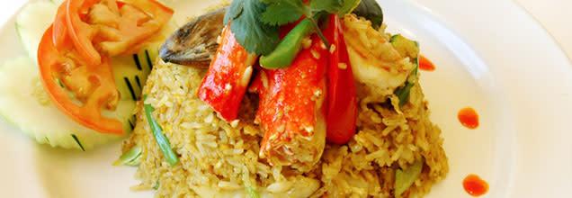 fod at Silk Thai Cuisine