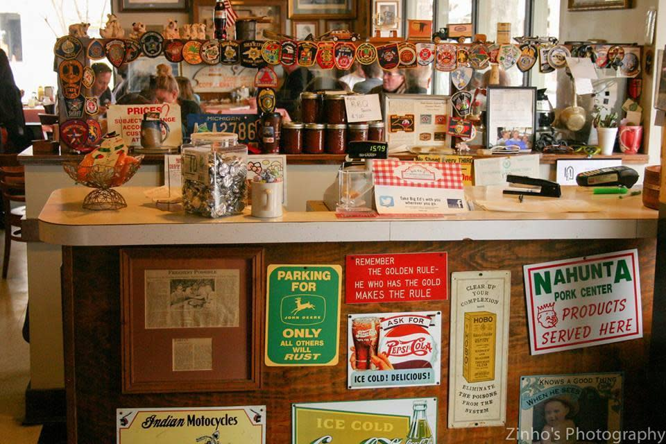 Photo at Big Ed's City Market Restaurant