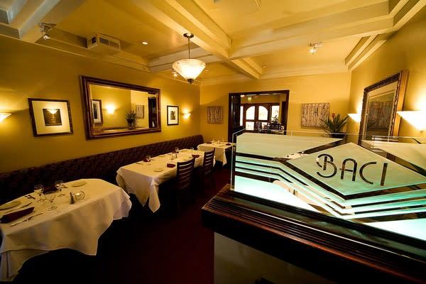 Baci Restaurant San Diego