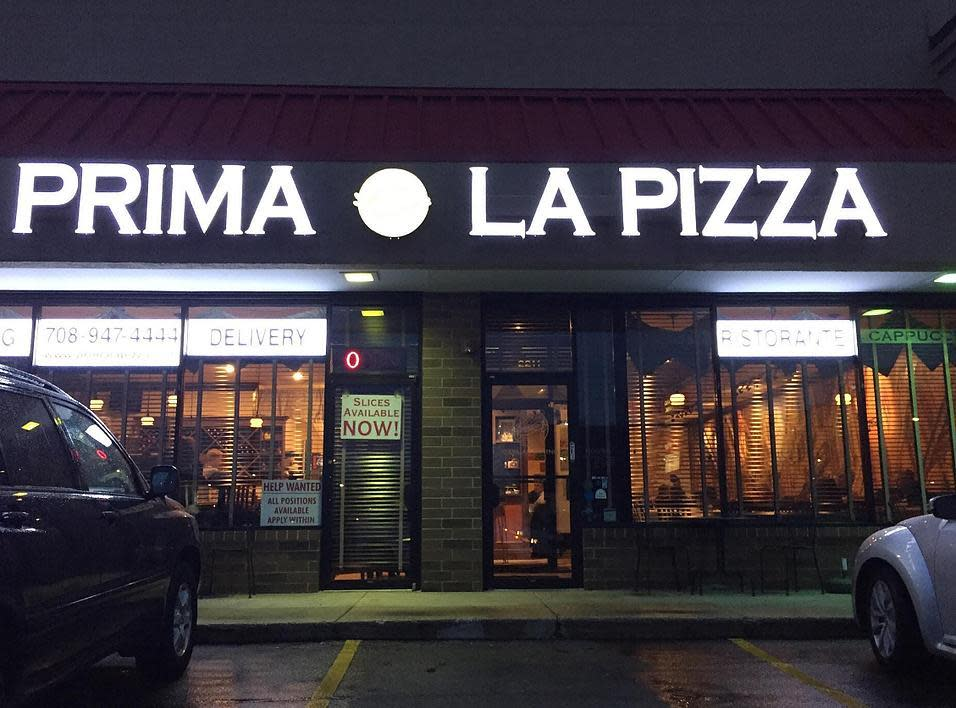 Photo at Prima La Pizza