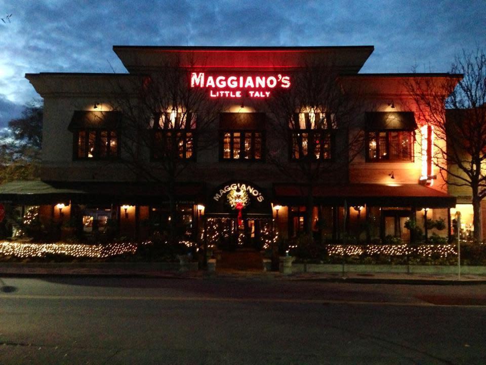 Maggiano S Italian Restaurant Perimeter Mall