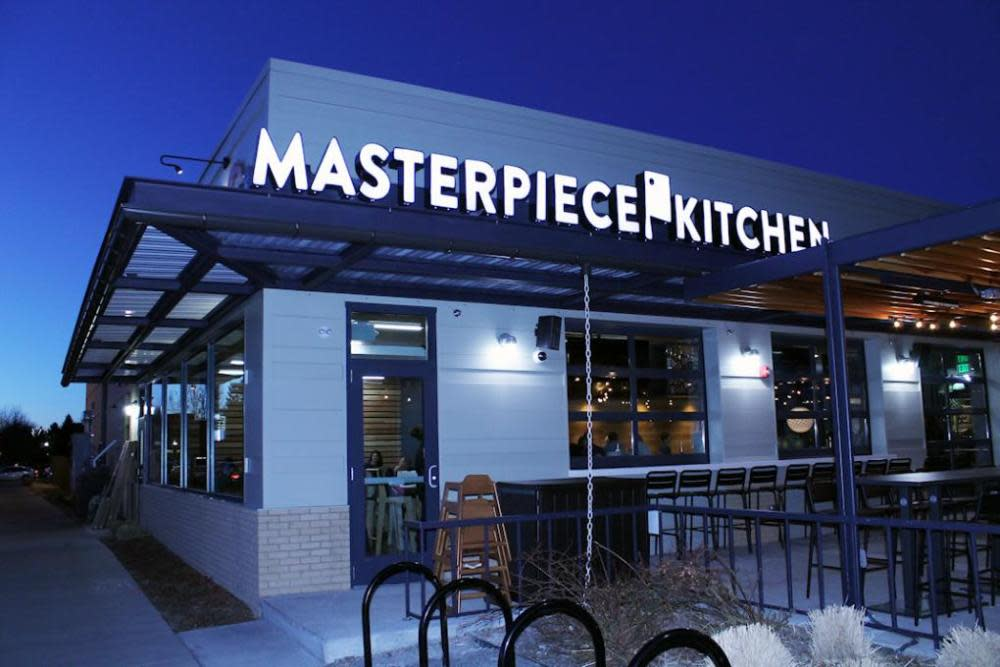 Photo At Masterpiece Kitchen