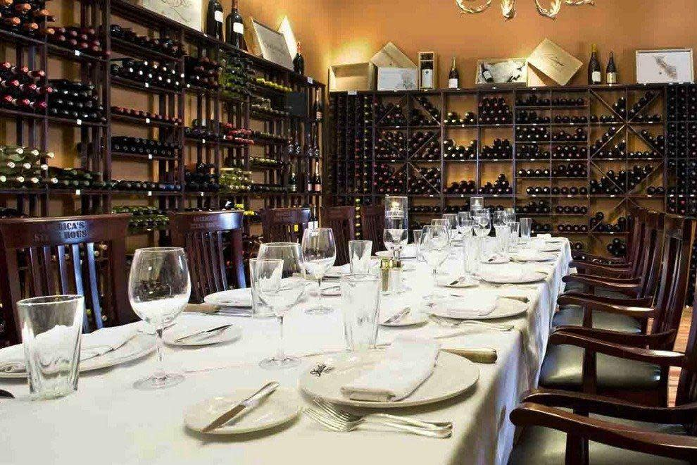 Private Dining - The Wine Room Photo 12