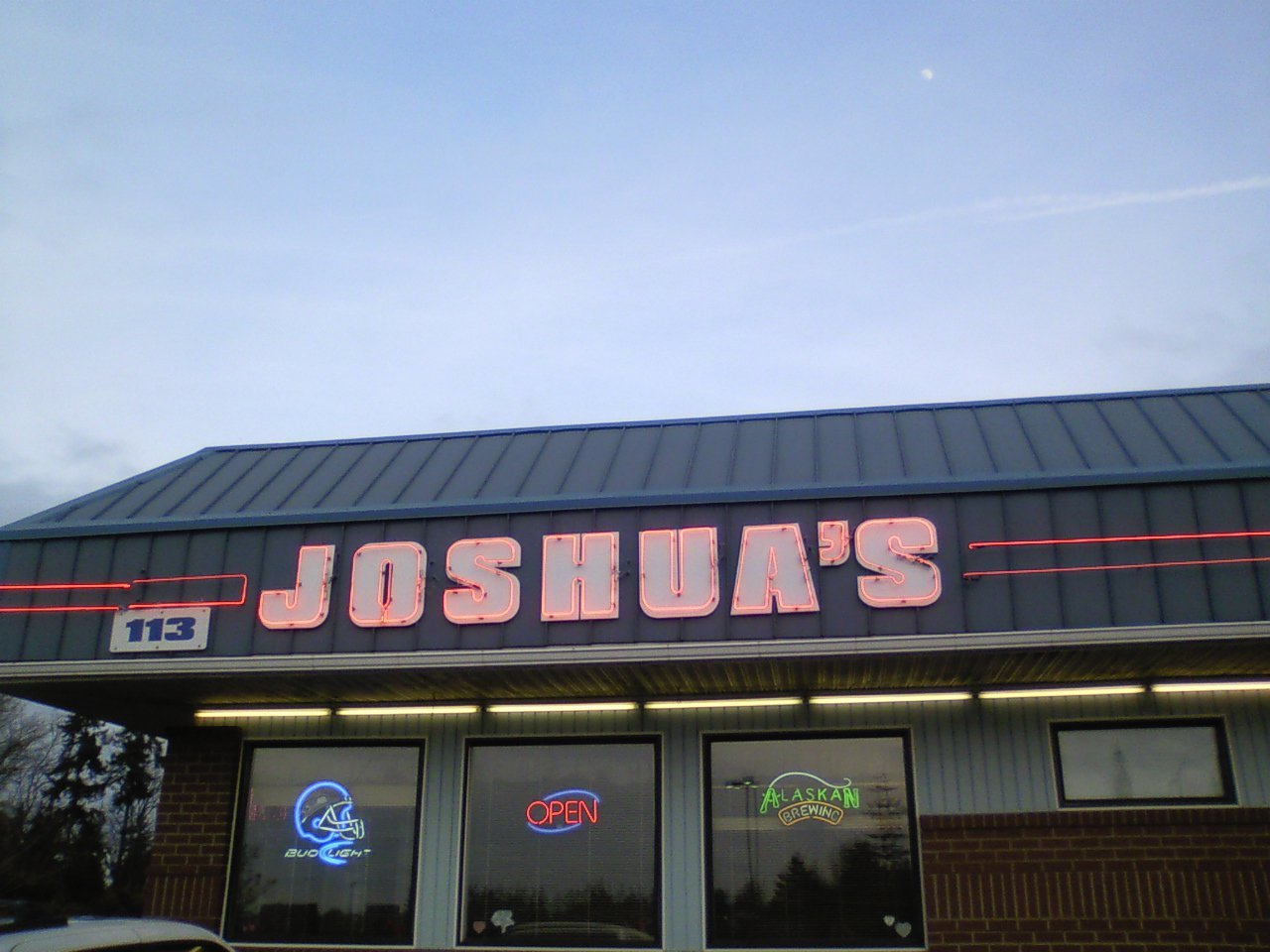 joshuas at Joshuas