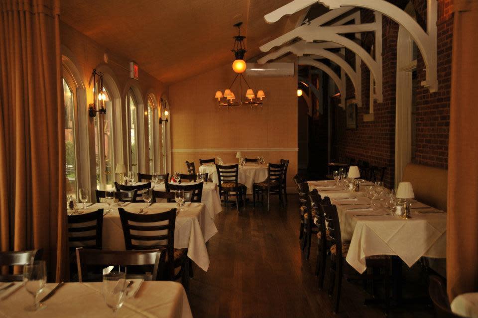 Depot Restaurant Warrenton Va