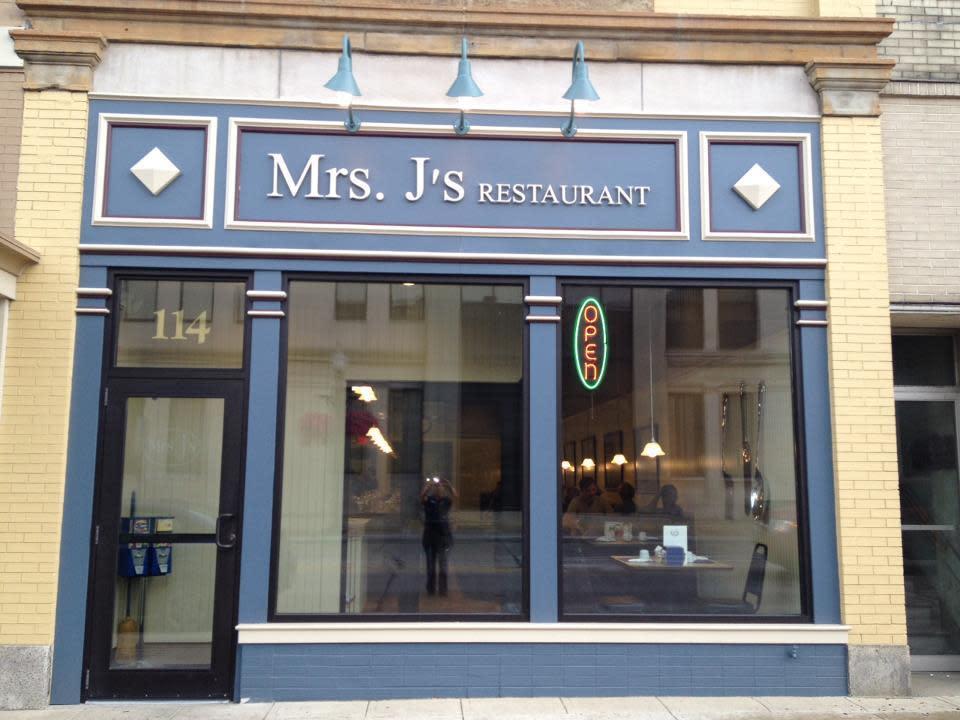 Mrs J S Restaurant Orrville Oh