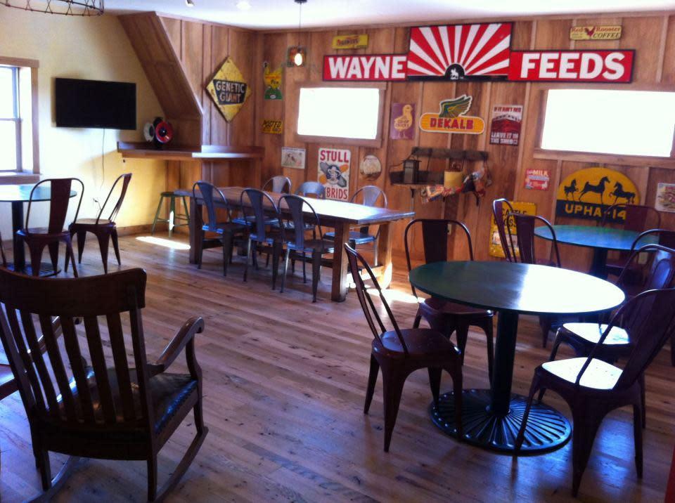 PhotoSP0a3 at Foxfire Restaurant at Heston Farm Winery