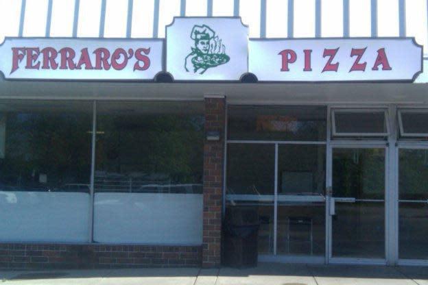Photo at Ferraro's Pizza