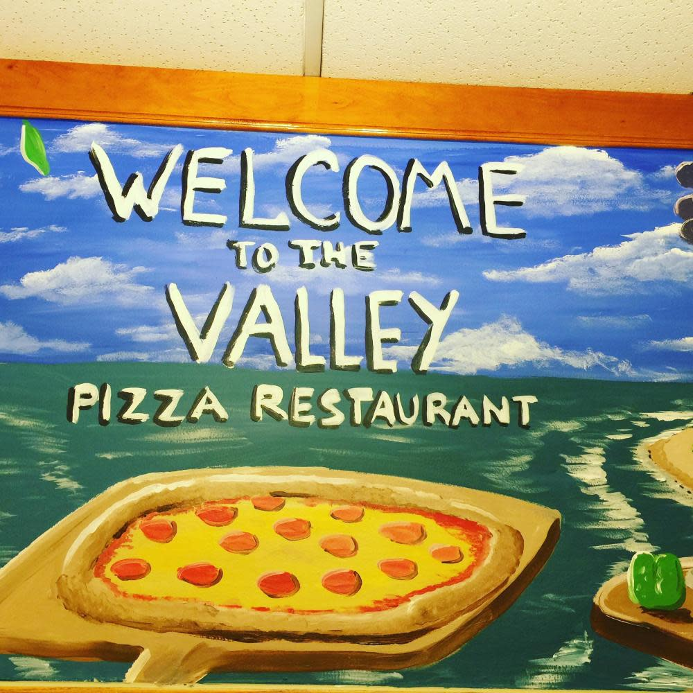 Photo at The Valley Pizza Restaurant