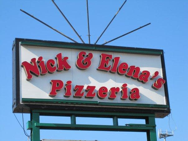 Photo at Nick & Elena's Pizzeria