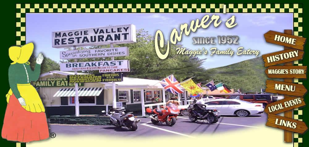 maggie valley  at Maggie Valley Restaurant