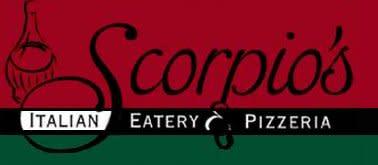 Scorpios  at Scorpio's Italian Eatery & Pizzeria