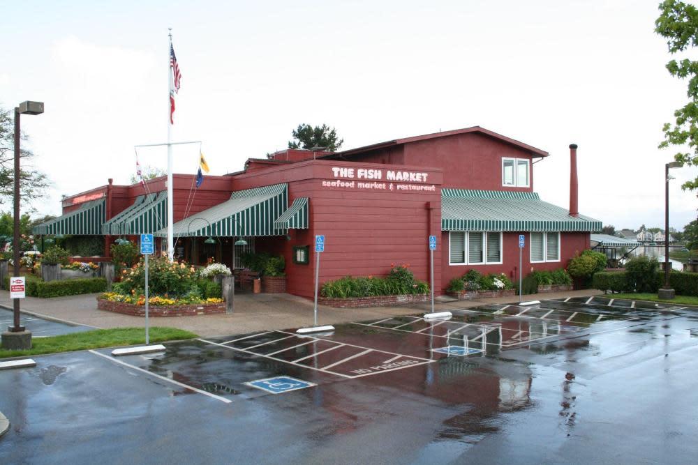 Fish Market Restaurant San Mateo Ca