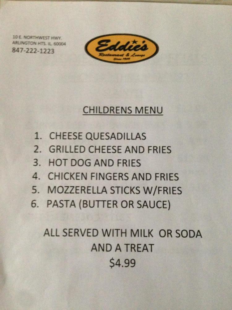 Photo at Eddie's Restaurant & Lounge