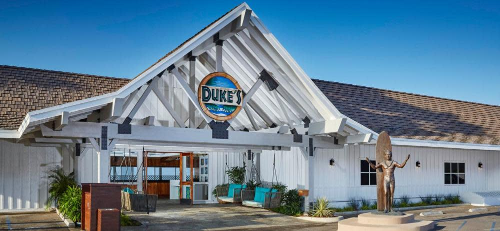 Photo at Duke's Malibu