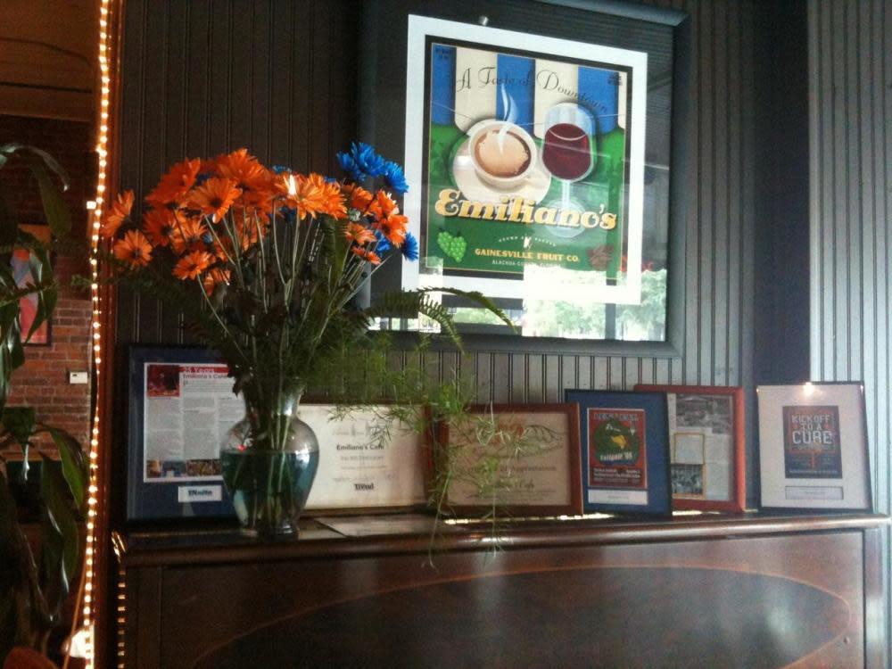 Photo at Emilianos Cafe