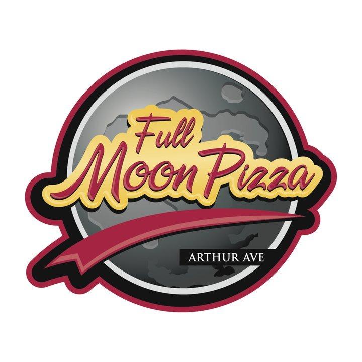 pizza at Full Moon Pizzeria