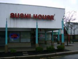 sushi house at Sushi House Inc