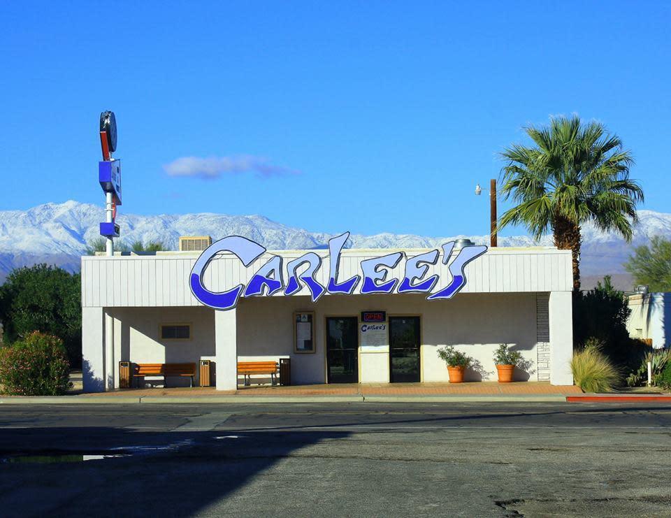 Restaurants In Borrego Springs Ca