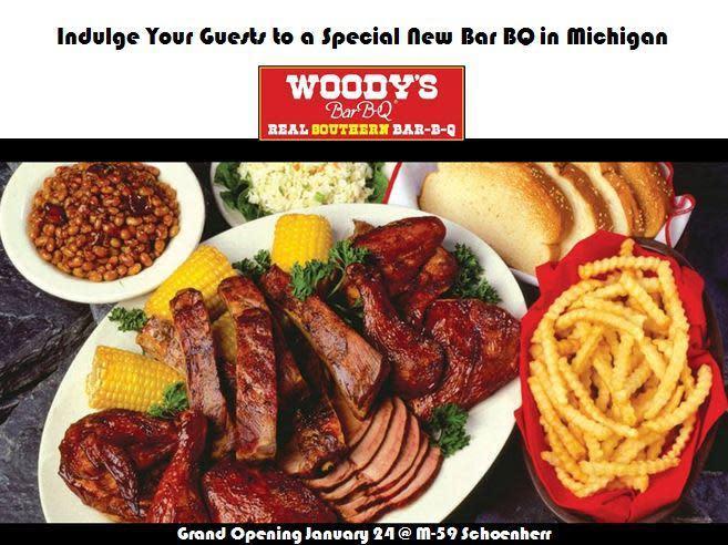 Photo at Woody's Bar B Q