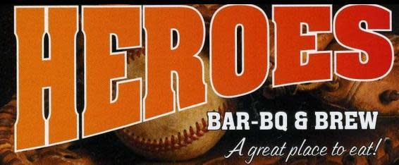Photo at Heroes Bar-bq & Brew