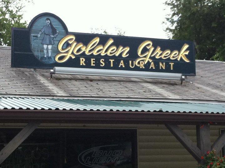 Golden Greek Restaurant Webster Ma