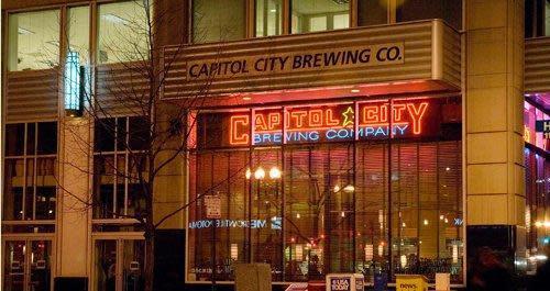 Photo at Capitol City Brewing Company