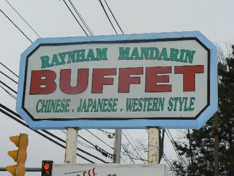 Chinese Food In Raynham Ma