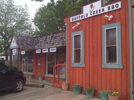 Photo at Buffalo Creek BBQ