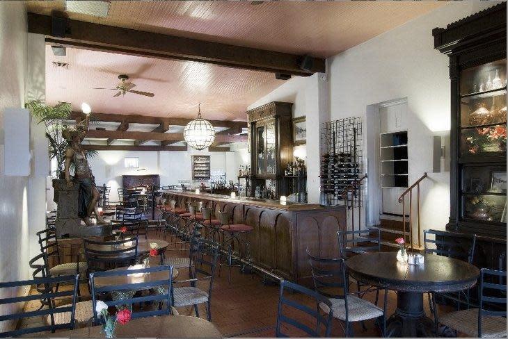Photo at Cushing Street Cafe & Bar