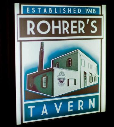 PhotoSPZxd at Rohrer's Tavern