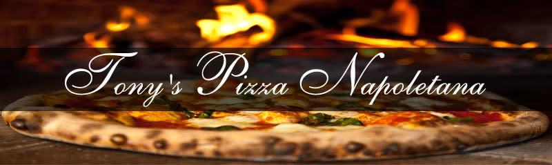 Photo at Tony's Pizza Napoletana