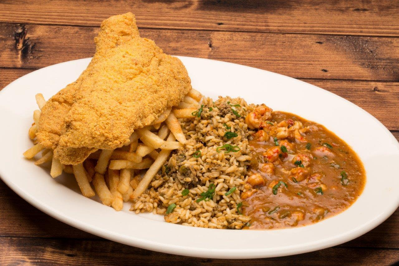 Boudreaux S Cajun Kitchen Houston Tx