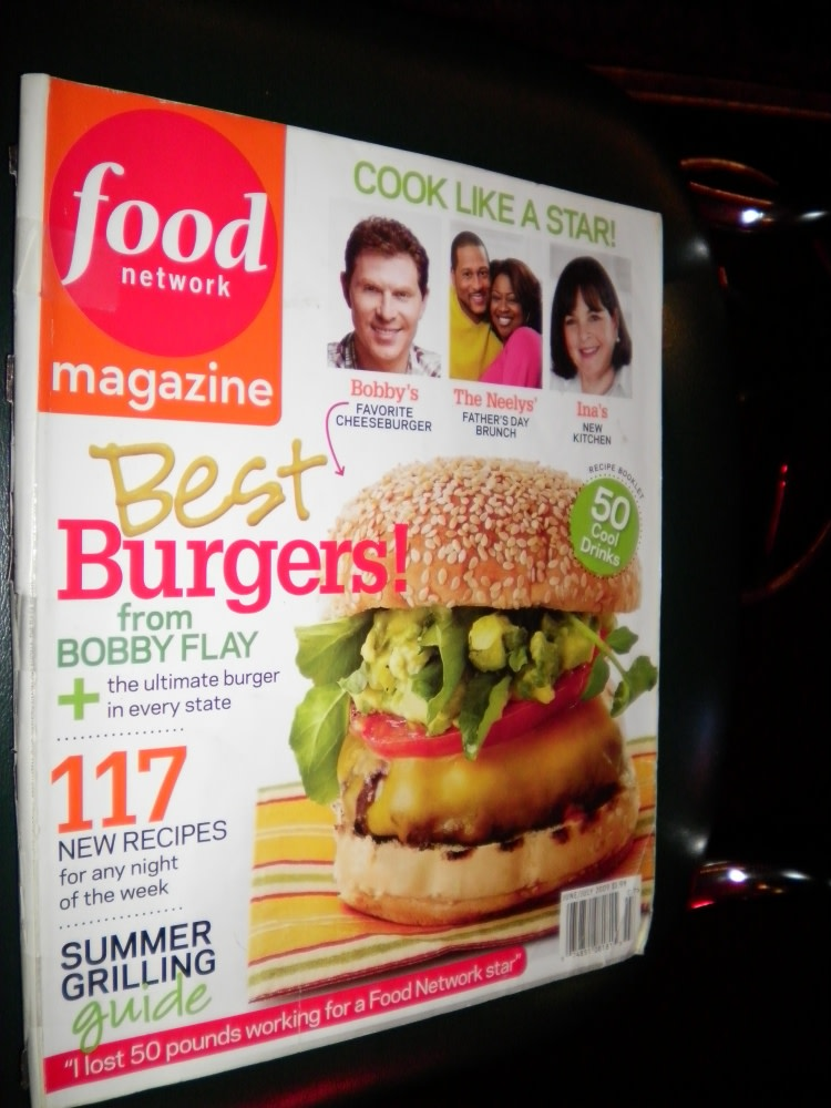 Best in Tennessee Food Network Magazine at Rotier's