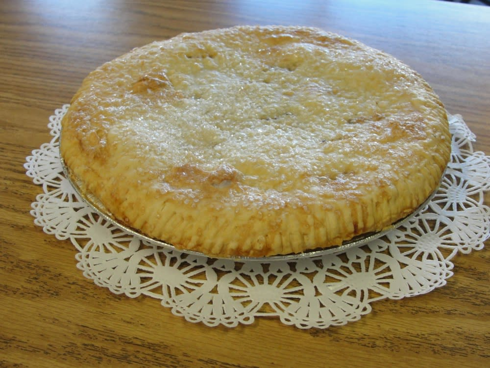 Apple Pie at Bonatt's Bakery & Restaurant