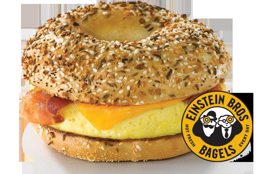 PhotoSP8s9 at Einstein Bros. Bagels