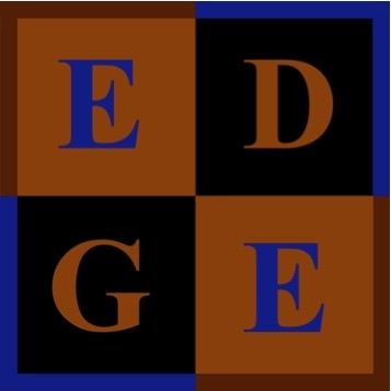 Edge Logo at Edge Restaurant