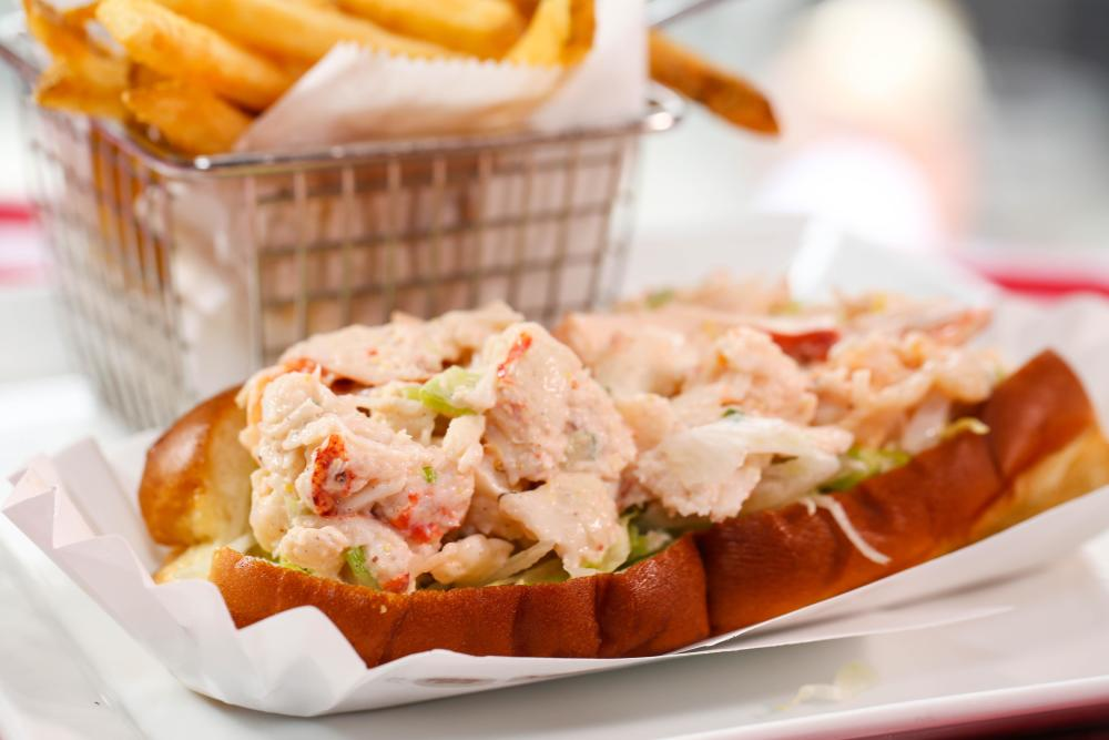 Lobster Roll Photo
